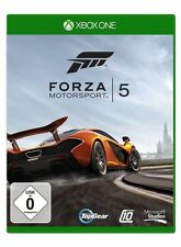 Forza Motorsport 5 -Standard Edition (Microsoft Xbox One, 2013, )