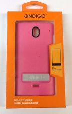 ONDIGO Pink Protective Case For Sharp Aquos Crystal, W/ Kick Stand