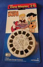 1962 View Master The Flintstones Reels Hanna-Barbera Productions #B5141