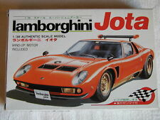 Kawai Japan 1/38 Collection #3 Vintage Rare - Lamborghini Jota - NIB