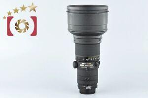 Near Mint!! Nikon Ai-S NIKKOR 300mm f/2.8 ED