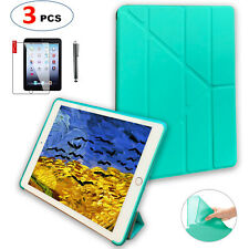 "iPad Air Case 9.7"" Origami Slim Lightweight Auto Wake / Sleep A1474 A1475 A1476"