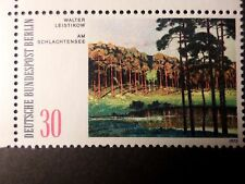 ALLEMAGNE Berlin 1972 timbre 392, tableau, neuf**