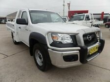 2008 Mazda BT-50 5sp Cab Chassis