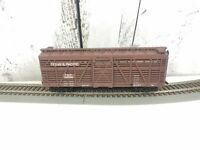 HO Scale ATHEARN 40' Stock / Cattle Car - TEXAS & PACIFIC - T&P #24099
