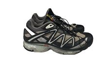 Salomon XT Wings Pronation Control Men's Running Shoes Black Grey Size 11