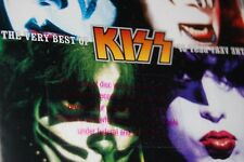 KISS Band The Very Best Of KISS USA Promo CD Gene Simmons Ace Frehley Paul Peter