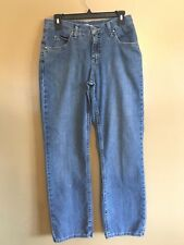 Riders By Lee Women's Jeans Size 6P Medium Wash Classic Fit Straight leg *FLAWED