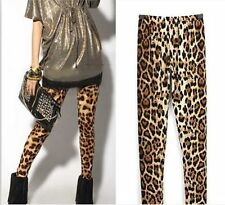 Sexy Femme Leggings Leopard Skinny Spot stretch Legging UK POST