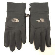 The North Face Unisex E-Tip Smart Phone Gray Winter Gloves Mitten Winter Warm M