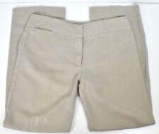 Eileen Fisher Petite Womens Size 12P Beige Lyocell Linen Casual Comfort Pants