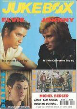 Jukebox N° 63 Elvis PRESLEY Johnny HALLYDAY BARBARA Michel BERGER  Sylvie VARTAN