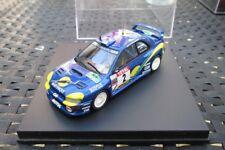 M92 1/43 SUBARU IMPREZA WRC 2000 LYON-CHARBONNIERES JEAN-JOSEPH TROFEU