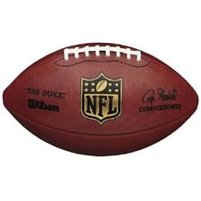 "Wilson WTF1100 The Duke""Official NFL Game Football"