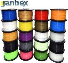 JANBEX Marken PLA Filament 1,75 / 1 kg versch. Farben für 3D Drucker