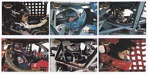 1997 Ultra INSIDE OUT #DC9 Rusty Wallace BV$10!!! SCARCE & SWEET!