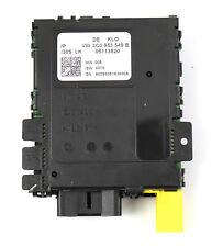 VW Passat Control Unit Steer Angle Sensor Control Unit Slip Ring 3c953549b
