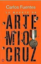 La Muerte de Artemio Cruz by Carlos Fuentes (2007, Paperback)