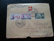 FRANCE - enveloppe 8/7/1960 (cy76) french