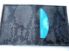 Snake skin Wallets high Quality Made in USA