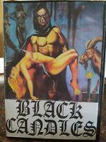 Black Candles 1982 Film Remastered Jose Ramon Larraz DVD Movie New Exploitation