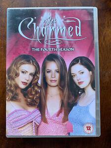 Charmed Season 4 DVD Box Set Teen Witch TV Series w/ Shannen Doherty