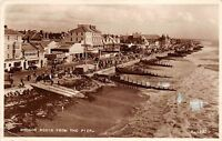 B89431 bognor regis from the pier     uk