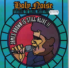 Holy Noise-James Brown Is Still Alive Vinyl single