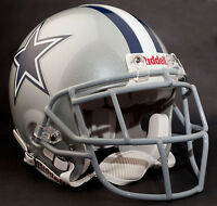 EMMITT SMITH DALLAS COWBOYS Schutt EGOP Football Helmet FACEMASK - GRAY