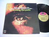 Dianne and Carole Feeling the Pain 1968 Stereo LP VG+ Latin Funk
