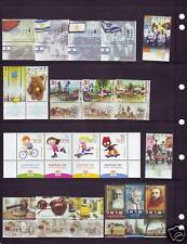 5ISRAEL STAMPS COMPLET YEAR 2003 M.N.H