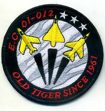NTM NATO TIGER MEET PATCH: Old Tiger 1961 Base Aérienne 103 Cambrai EC 01.012