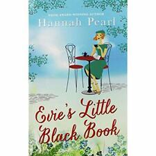 Evie's Little Black Book By Hannah Pearl