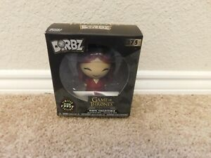 New Funko Dorbz Game of Thrones Limited Edition Glow Chase#375 Melisandre figure