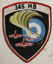 A-7 Cosair Hellenic air force 345 sqd patch 80s used