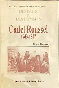 CADET ROUSSEL 1743-1807 - PIERRE PINSSEAU -