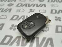 2005 Lexus GS300 3.0 Petrol RHD Ignition Switch Lock 3 Buttons Key Remote Fob