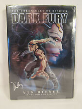 The Chronicles of Riddick Dark Fury Dvd Vin Diesel Brand New Factory Sealed