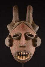 2879 RARO Igbo maschera Nigeria Africa/Africa