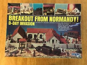 MPC Airfix 1/72 Scale Historama WWII Breakout from Normandy diorama  Kit