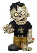 New Orleans Saints Team Zombie Figurine [NEW] NFL Resin Figure Garden Gnome CDG