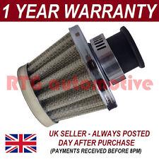 18mm Aire Aceite CARCASA PARA CIGÜEÑAL ventilación del filtro Ajuste Universal