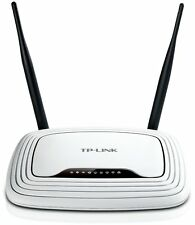 NUEVO TP-LINK tl-wr841n inalámbrico N300 HOME ROUTER, 300mpbs, IP QoS, WPS botón