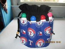 Bingo Bag / Tote Bag Football  TEXAS RANGERS Gift Graduation Xmas