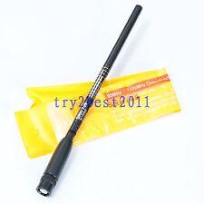 Antenna SRH789 SRH-789 BNC plug pin 95-1100MHZ for walkie talkie ICOM Kenwood
