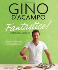 Fantastico!: Modern Italian Food by Gino D'Acampo | Paperback Book | 97808578315