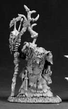 Reaper Miniatures Surkar, Orc Shaman #03043 Dark Heaven Legends Unpainted Metal
