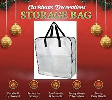 Christmas Decorations Storage Bags
