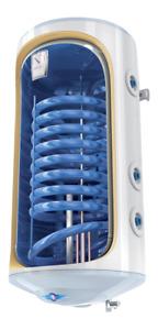 80 100 120 150 Kombi- Elektro Boiler Warmwasserspeicher mit Wärmetauscher Solar