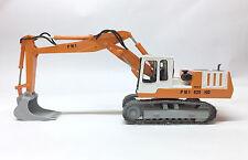 Resin KIT 1/50 Padana Macchine Industriali PMI 825HD serie D Rock Bucket